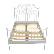 64 off ikea ikea leirvik full size bed frame beds
