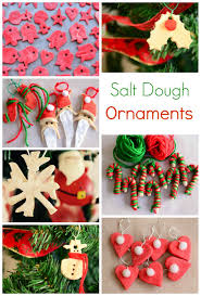 practical salt dough ornaments