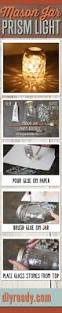 how to create a prism candle light mason jar crafts dollar