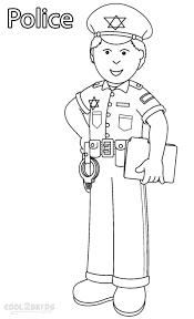 printable community helper coloring pages kids cool2bkids