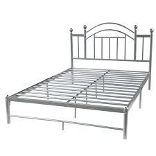 White Metal Bed Frame Bed Frames Antique Iron Bed Frame Value Metal Beds For Sale