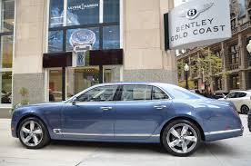 bentley mulsanne speed blue 2017 bentley mulsanne speed stock b993 for sale near chicago il