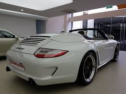 porsche 997 widebody used 2011 porsche 911 carrera 997 for sale in hong kong