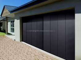 century 01 custom architectural garage door dynamic garage door custom brushed aluminum garage door
