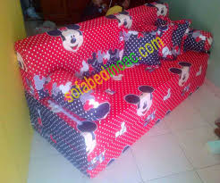 Mickey Mouse Sofa Bed by Spesialis Sofabed Inoac