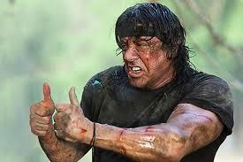 Rambo Meme - rambo thumbsup imgur