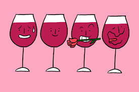 cartoon wine png three drinks is perfect on a date gq