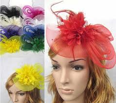 feather hair accessories best selling wedding ornaments party hair