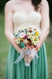 wedding flowers for bridesmaids 10 creative beautiful alternative bridesmaid bouquets chic