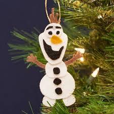 2014 christmas frozen olaf diy multi color felt ornaments
