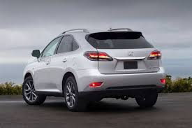 used 2013 lexus rx 350 suv pricing for sale edmunds