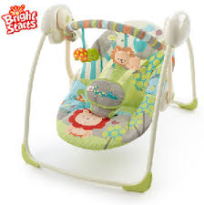 Bright Starts Comfort And Harmony Swing Fisher Price Space Saver Swing Vs Bright Starts Portable Swing