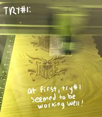 laser cutting the rice war owl engi 210 prototyping and