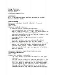 Sample Resume Format In Canada Examples Of Resumes Resume For Students Sample Canada Format
