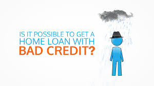 0 Home Loans by How Can I Get A Home Loan With Bad Credit Youtube