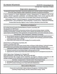Sample Executive Administrative Assistant Resume by Sample Resumes Administrative Assistant Resume Or Executive
