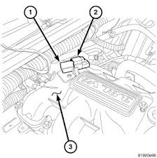 map sensor jeep where is the map sensor located in a jeep wrangler 2009 3 8l v6