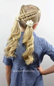 How To Make Hairstyles For Girls by 25 Best Hair Ideas On Pinterest Hairstyles Toddler