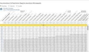 Seattle Light Rail Hours Image Gallery Light Rail Schedule