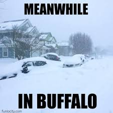 Winter Storm Meme - in buffalo