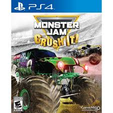 grave digger monster truck games monster jam ps4 walmart com