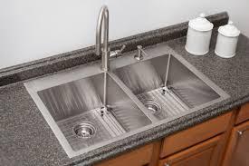 Best Stainless Kitchen Sink Stunning Kitchen Sinks Stainless Steel Sink With Drip Tray
