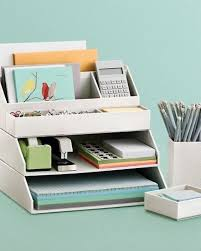 Wood Desk Accessories And Organizers Best Desktop Trays Organizers Desk Accessories With Regard To