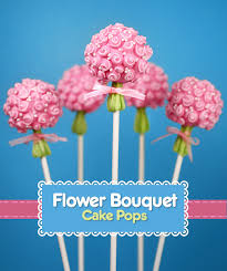 cake pop bouquet flower bouquet cake pops bakerella