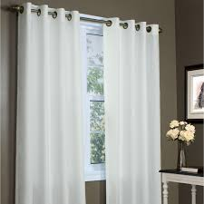 Eclipse Grommet Blackout Curtains White Blackout Curtains Grommet Gordyn