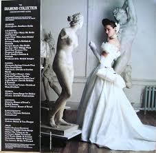 my wedding dress 1987 frank masandrea for the diamond collection