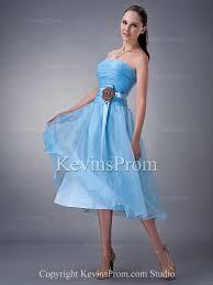 Wedding Dresses Light Blue Light Blue Wedding Dress Tea Length Dresses Trend