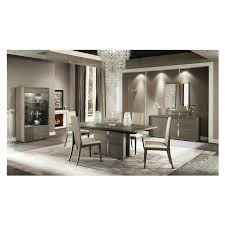 Tivo Extendable Dining Table Made In Italy El Dorado Furniture - Extendable dining room table