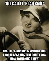 Meme Driver - road rage memes are the driving force behind humor thechive
