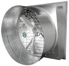 36 inch exhaust fan typhoon slant wall exhaust fan w cone 36 inch 11100 cfm direct