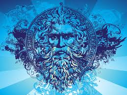greek god illustrated