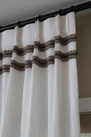 the importance of custom drapery rods rod pocket window and
