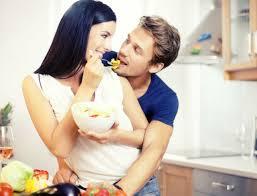 amour dans la cuisine le sexualité humaine l arche de gloire avec faisant l amour