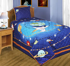 Space Bed Set Zz Home Journey On The Space Bedding Set The Frog And The Princess