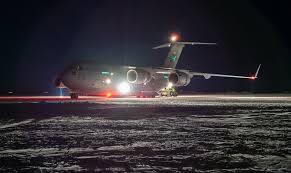 the antarctic sun news about antarctica successful flights means