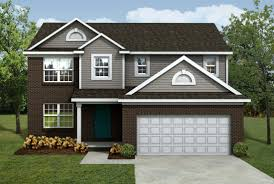 Colonial American Homes by Mi Leland Front Entry Lombardo Homes