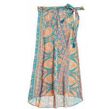 sveta paisley printed silk wrap skirt calypso st barth style