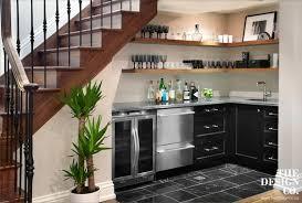 Basement Wet Bar Design Ideas Basement Wet Bar Design Stagger Mesmerizing 13