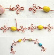 wire bracelets to make at home personalized charm jewelry project