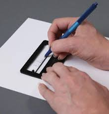 Blind Write The Thought Criminal Signatures Of Blind People