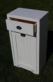 kitchen cabinet recycle bins tips tilt out trash bin tilt trash can wooden trash and