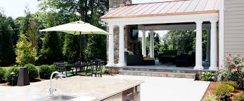 Outdoor Kitchen Pavilion Designs by Outdoor Kitchen Design Store The Trendy Lifestyle Pavilion Is Of