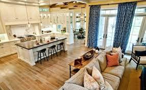 open floor plan kitchen and living room open kitchen and living room designs open plan kitchen design idea