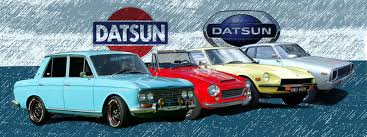 nissan datsun colour codes a to g