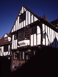 free stock photo of traditional timber framed tudor house