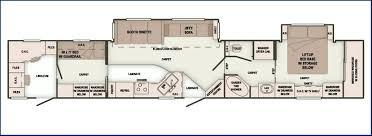 destination trailer floor plans 3 bedroom rv floor plan beautiful 4 bedroom 3 prowler travel trailer